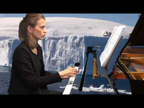 """Antarctic music"" after ""Frozen Planet"" by George Fenton"