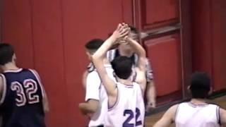 Vintage High School Footage of Wally Szczerbiak Scoring 52 points on 12/16/95.