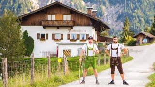 Oktoberfest Training in the German Alps