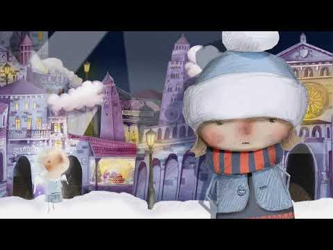 Трейлер настольной игры Рождественская сказка (Christmas Tale) Marbushka