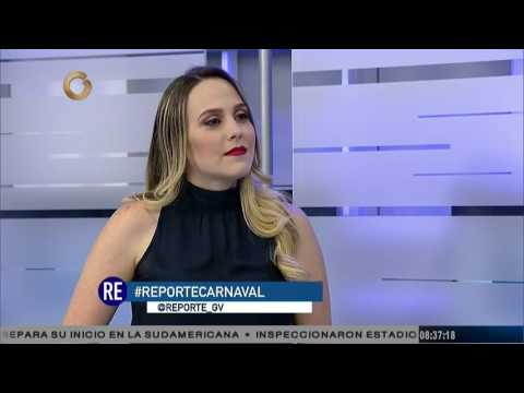 Reporte Estelar: Carnavales en Venezuela