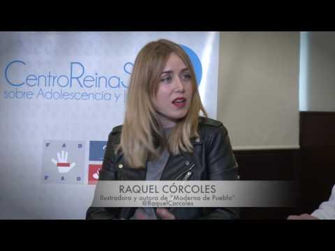 Coloquio sobre el empoderamiento de la mujer: Raquel Córcoles (II)