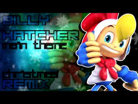 Billy Hatcher and the Giant Egg - Main Theme - Remix (Christmas 2012 + 400 Subscriber Special!)