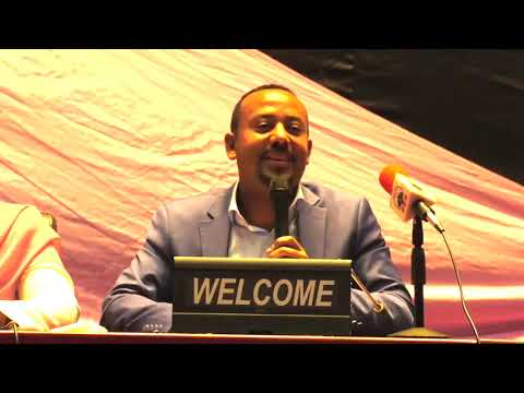 Dr Abiy Ahmed on Jawar Mohammed - Afaan Oromo