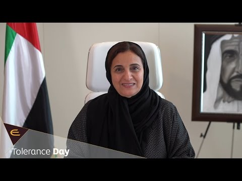 Etihad Airways - Tolerance Day 2016