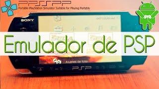 El Mejor Emulador de PSP Para Android + Juegos + Configuración Detallada| PPSSPP | Zona Android