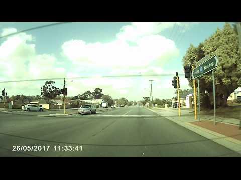 Rear Dash Cam Wanneroo  Perth Australia