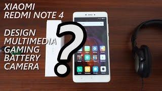 Review Xiaomi Redmi Note 4 Indonesia : HP Dengan Baterai Terbaik Untuk Gaming?