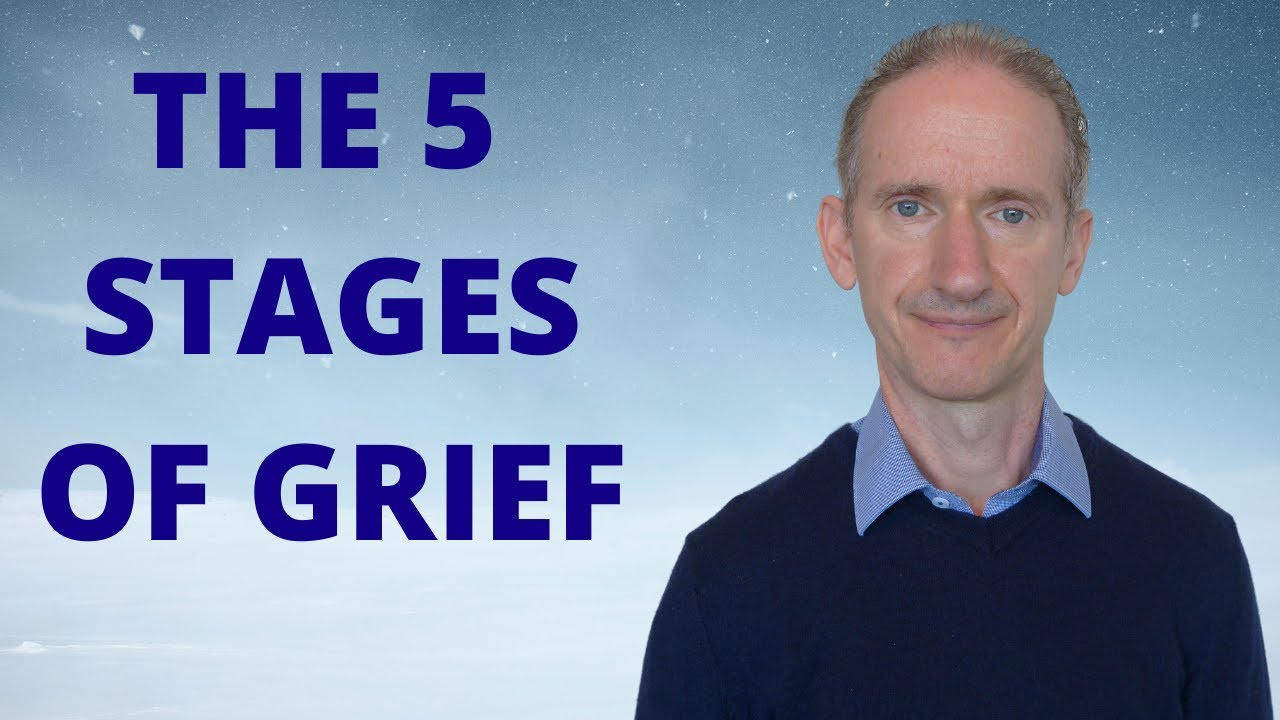 The 5 Stages of Grief Explained - Understanding Grief and Loss
