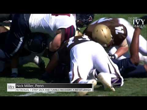 Miller Earns Defensive Player of the Week