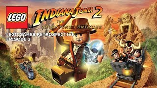 LEGO Games Retrospective - Episode 3: LEGO Indiana Jones 2 - The Adventure Continues
