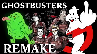 Ghostbusters Remake (2016) Trailer Spoof