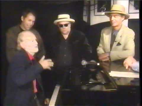 "Ben Sidran, Georgie Fame, Van Morrison, Mose Allison ""Tell Me Something"""