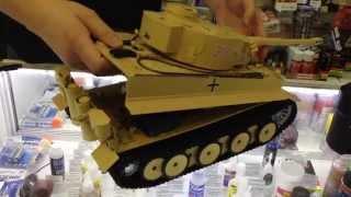 Радиоуправляемый танк Taigen German Tiger
