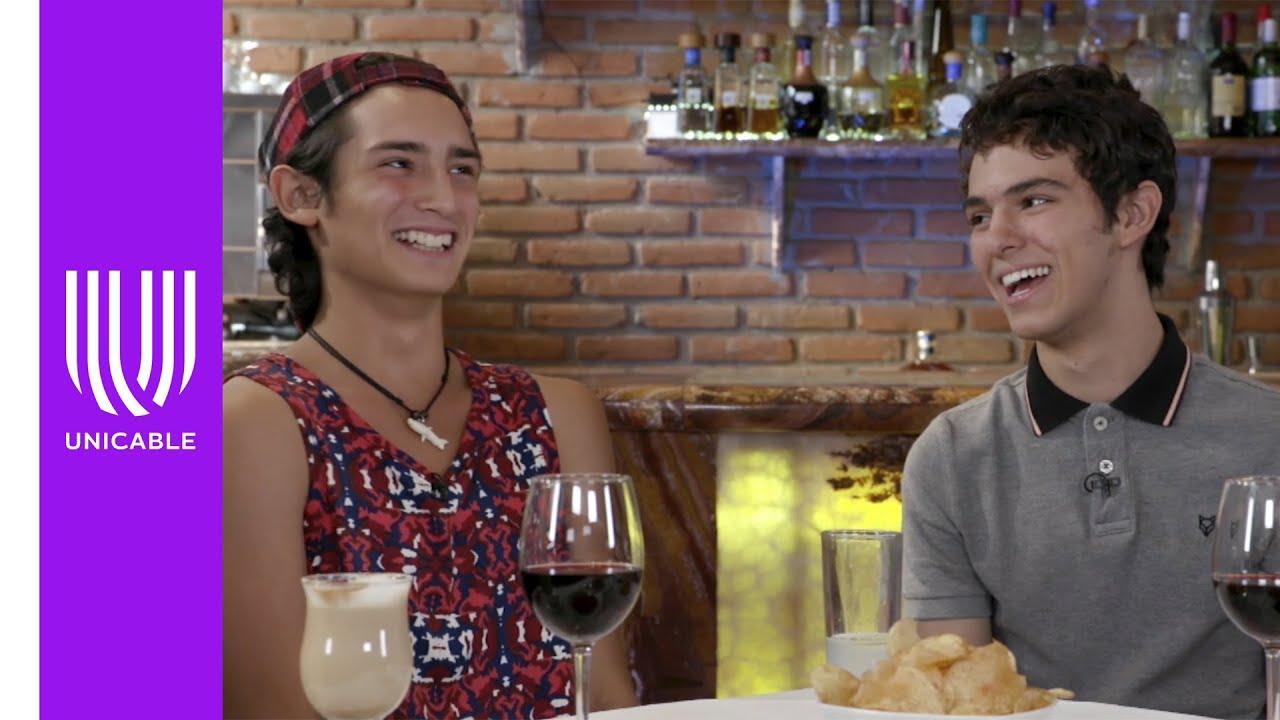 Emilio Osorio y Joaquin Bondoni ¿están enamorados?   Con Permiso - Unicable
