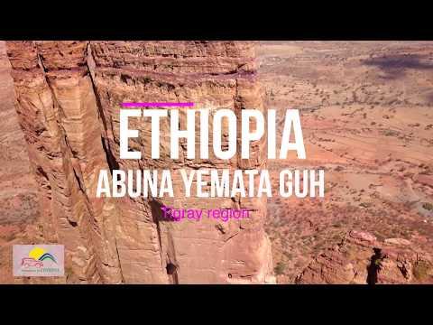 Abuna Yemata Guh, Travel to Ethiopia.