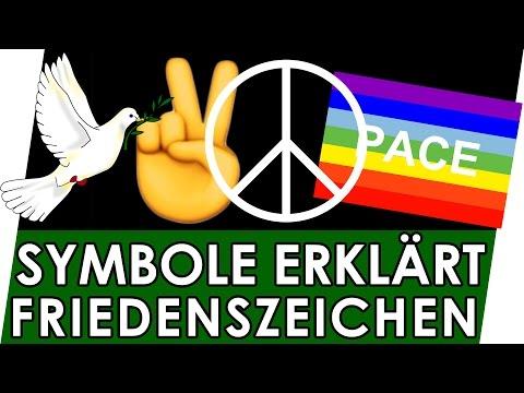 Bedeutung Von Symbolen Erklärt ✌🕊☮ Friedenszeichen, Friedenstaube, Peace