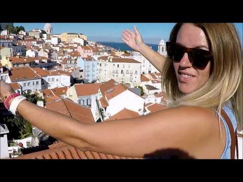 ταξίδι Πόρτο Λισαβόνα Βαλένθια -  Valencia Porto Lisbon - Gopro hero 5 travel europe - travel sotos