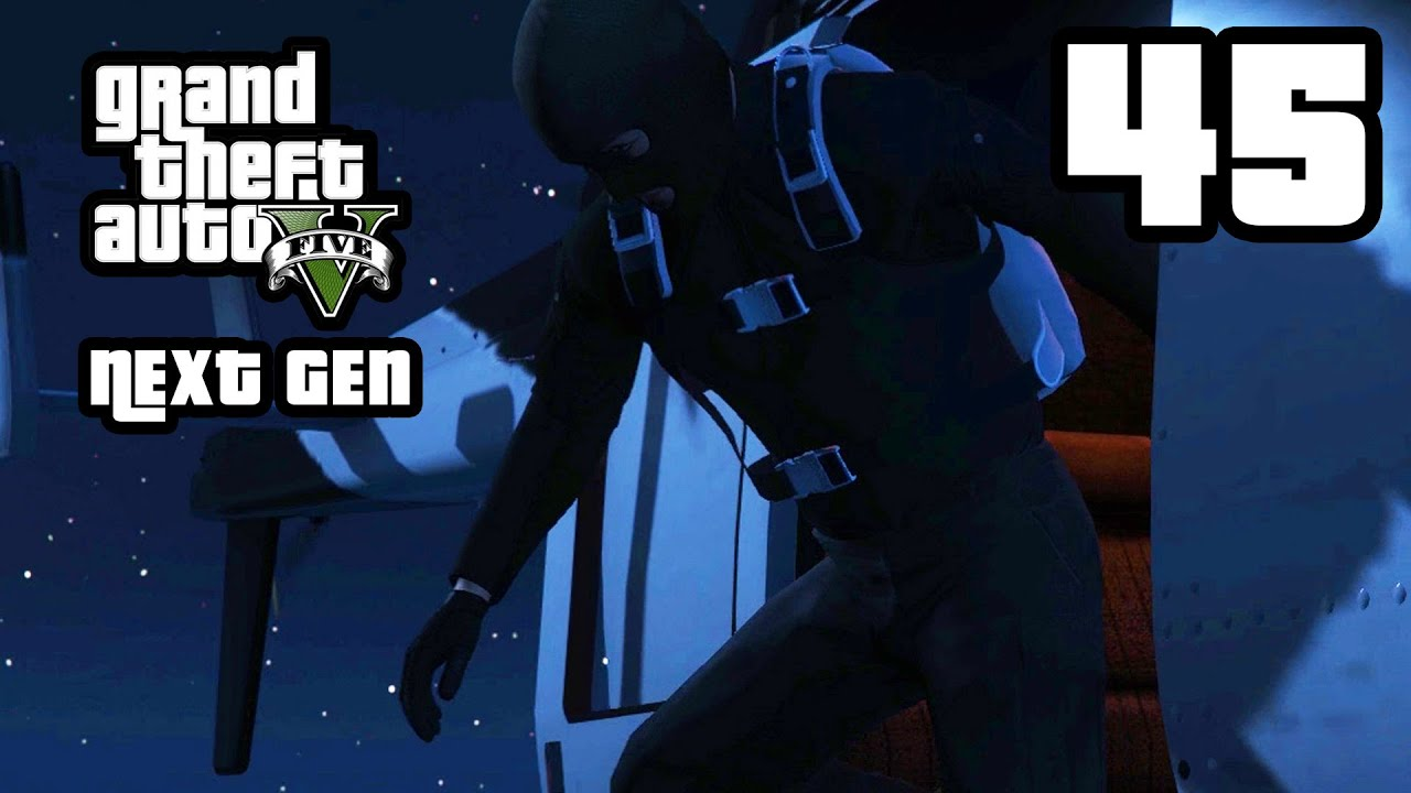 gta 5 next gen walkthrough part 45 xbox one ps4 the bureau raid heist youtube. Black Bedroom Furniture Sets. Home Design Ideas