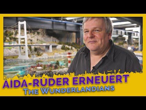 Die Aida Bekommt Ein Neues Strahlruder - The Wunderlandians #11 - Doku