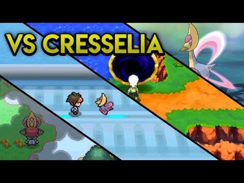 Evolution of Cresselia Battles (2007 - 2017)