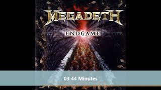 Megadeth   Endgame full album 2009