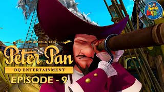 Peter Pan ᴴᴰ [Latest Version] - A Big Danger - Animated Cartoon Show