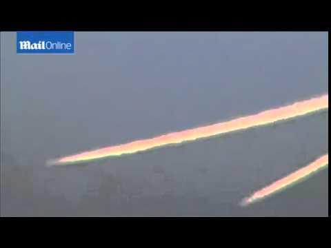 Israeli warplanes breach Syrian airspace...