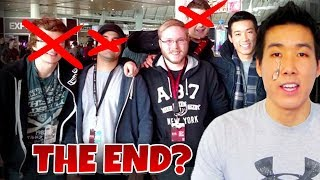The Sudden Change In The Vanoss Crew...
