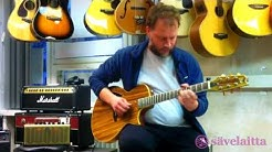 ESP TL-6Z elektroakustinen kitara