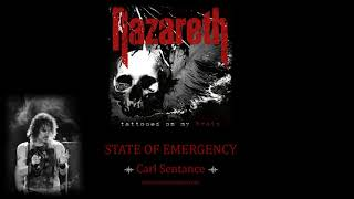 State Of Emergency - Carl Sentance/Nazareth