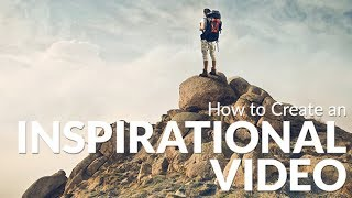 Create an Inspirational Quote Video for Instagram in Photoshop