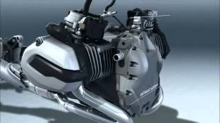 Le coeur de la nouvelle BMW R 1200 GS : le nouveau moteur Boxer.