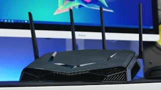 NETGEAR XR500 Gaming Router Review - Best Gaming Router Ever? (4K)