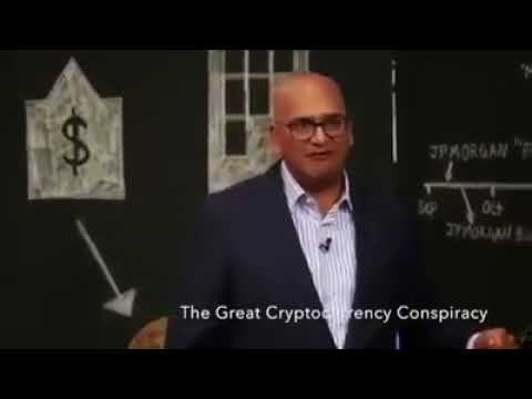 The Great Crypto Conspiracy - Educate your self so Big Guys don't play with you! - 2018