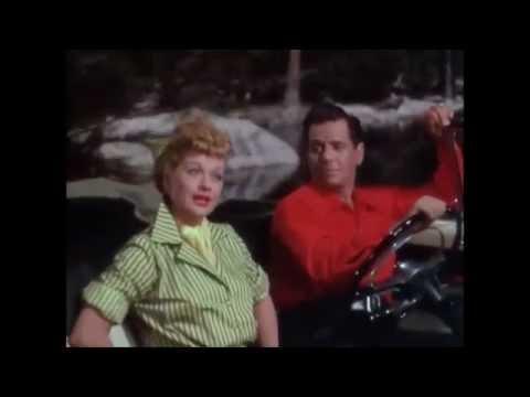 Lucille Ball Songs #8 ~ The Long, Long Trailer (1954)