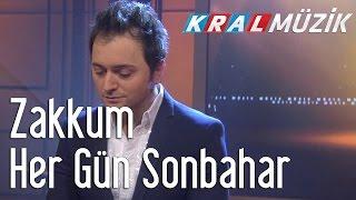 Kral Pop Akustik - Zakkum - Her Gün Sonbahar Resimi