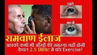 30 दिनों में उतार फेंके आँखों का चश्मा | Improve Your Eyesight & Get Rid Of Spectacles In 30 Days