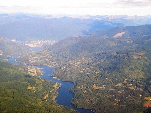 The Geological History of The Slocan and Kootenay Rivers