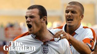 Wayne Rooney's record-breaking England career in numbers thumbnail