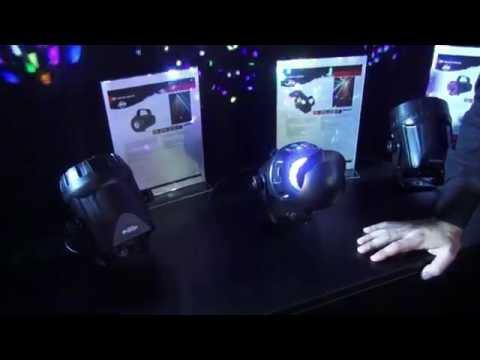 ADJ's Micro Series with 3 Watt LED Source