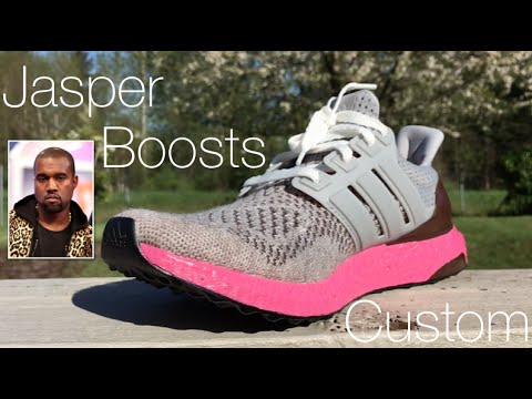HOW TO HYPE ADIDAS ULTRA BOOST CUSTOM