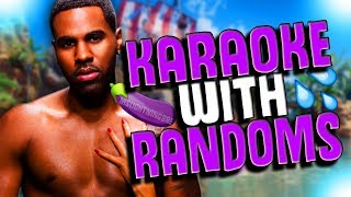 HILARIOUS KARAOKE TIME WITH A RANDOM?! (RAINBOW SIX SIEGE: FUNNY MOMENTS)