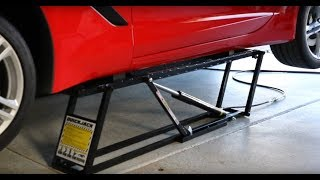 Ranger QuickJack BL-5000SLX Portable Lift  110 Volt 2 1/2-Ton Capacity Model# BL-5000SLX 110V