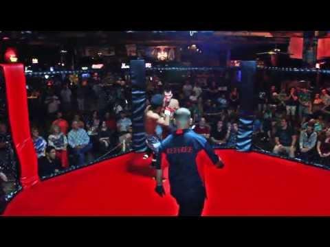 Brutal Head Kick Knockout