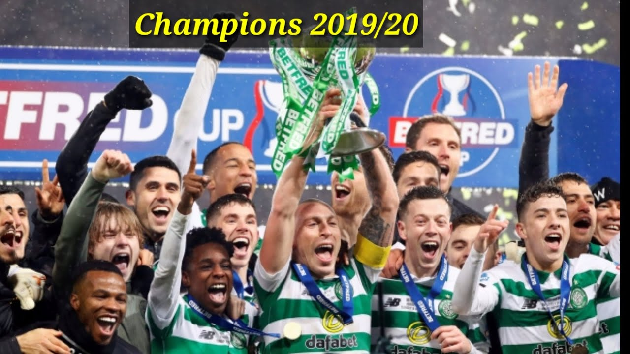 Celtic declared 2019-20 Scottish Premiership champions by SPFL ...