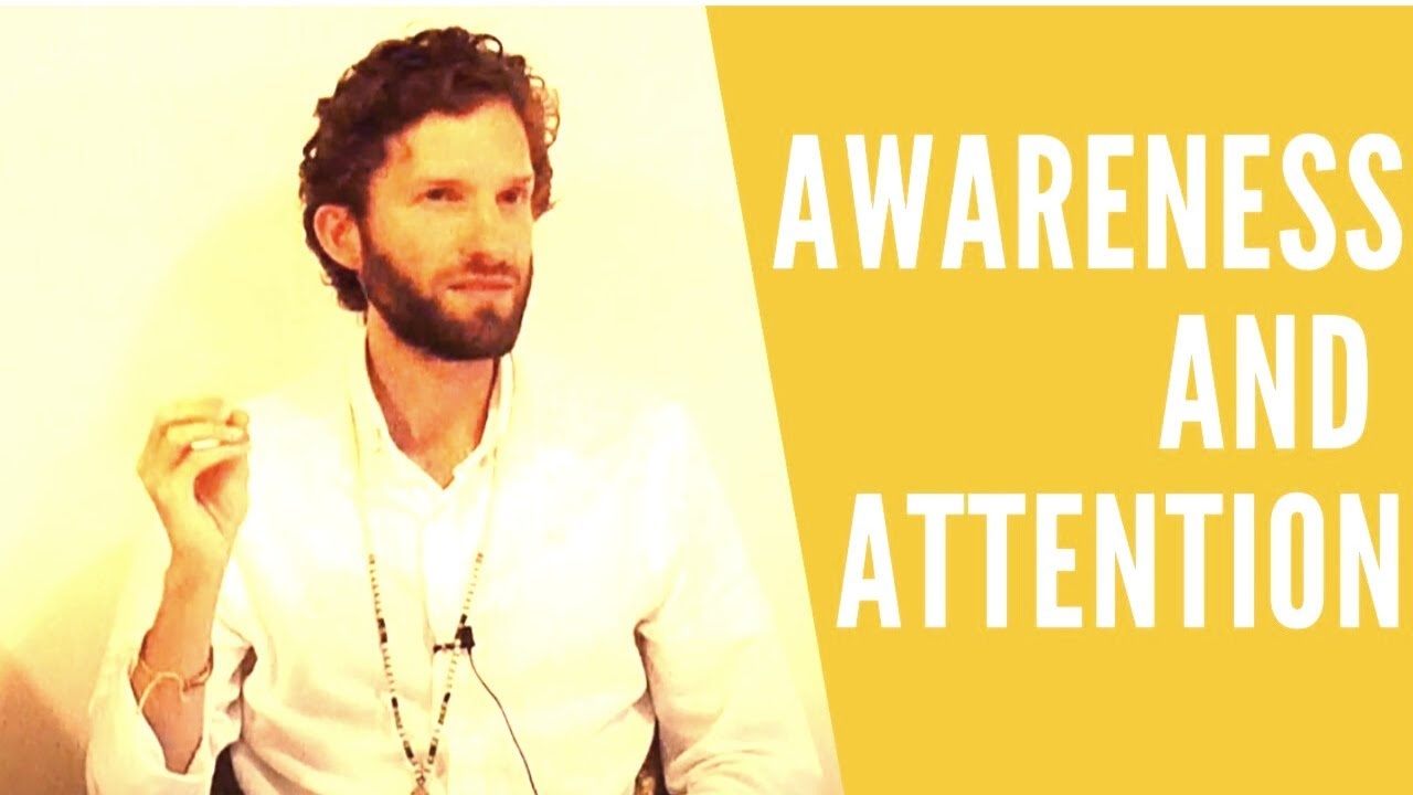 Awareness and Attention – The Divine Science of Vibrations!
