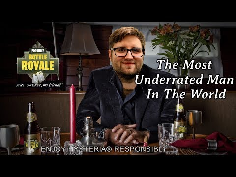 The Most Underrated Man In The World - Hysteria Highlights - Fortnite Battle Royale