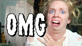 TRAPPED IN A CREEPY HOUSE! | STORYTIME!