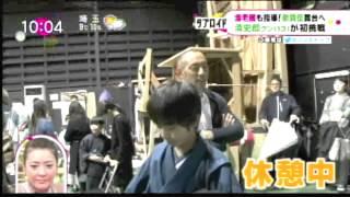 ノンストップ20150204〜海老蔵も指導!歌舞伎舞台へ、清史郎君(13)が初挑戦〜